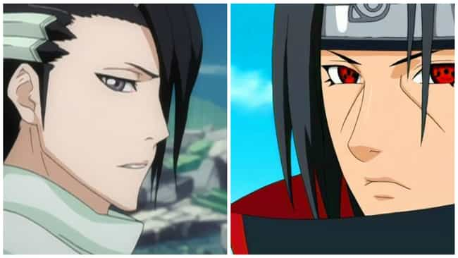 Itachi (Naruto) vs Byaku... is listed (or ranked) 1 on the list 25+ Anime Dream Fights We Wish We Could See