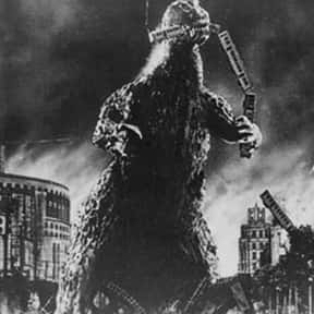 Godzilla is listed (or ranked) 12 on the list The Best Horror Movies of the 1950s
