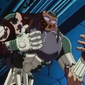 Gray the Nine-Lives is listed (or ranked) 24 on the list The Best Cyborg Anime Characters