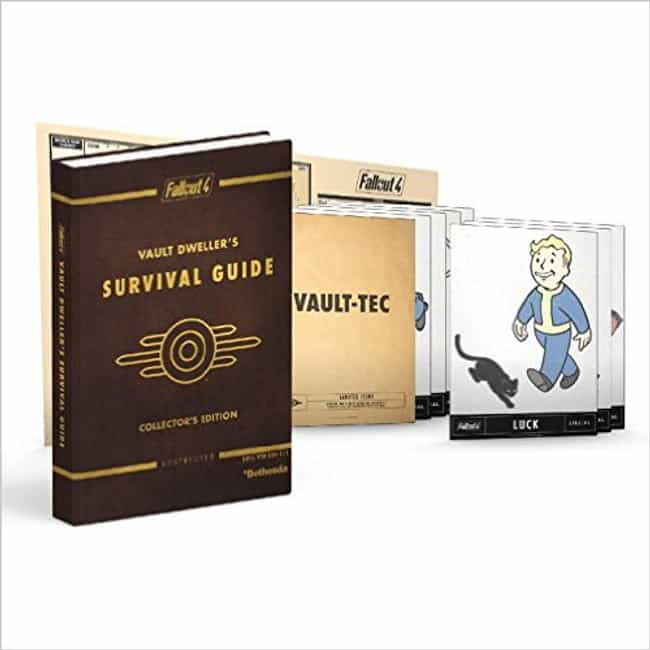 Fallout 4 Vault Dweller's Surv... is listed (or ranked) 2 on the list 19 Insanely Great Gift Ideas for Fallout Fans