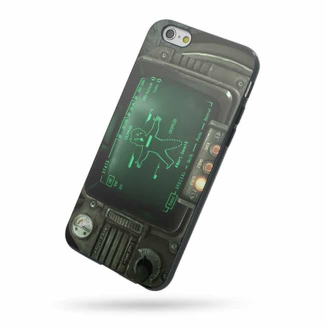 Pipboy 3000 Phone Case is listed (or ranked) 1 on the list 19 Insanely Great Gift Ideas for Fallout Fans