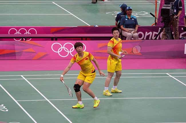 Badminton Scandal of 2012 Had ... is listed (or ranked) 2 on the list The Most Infamous Olympics Cheating Scandals