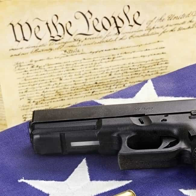 Second Amendment is listed (or ranked) 2 on the list All US Constitutional Amendments and What They Do