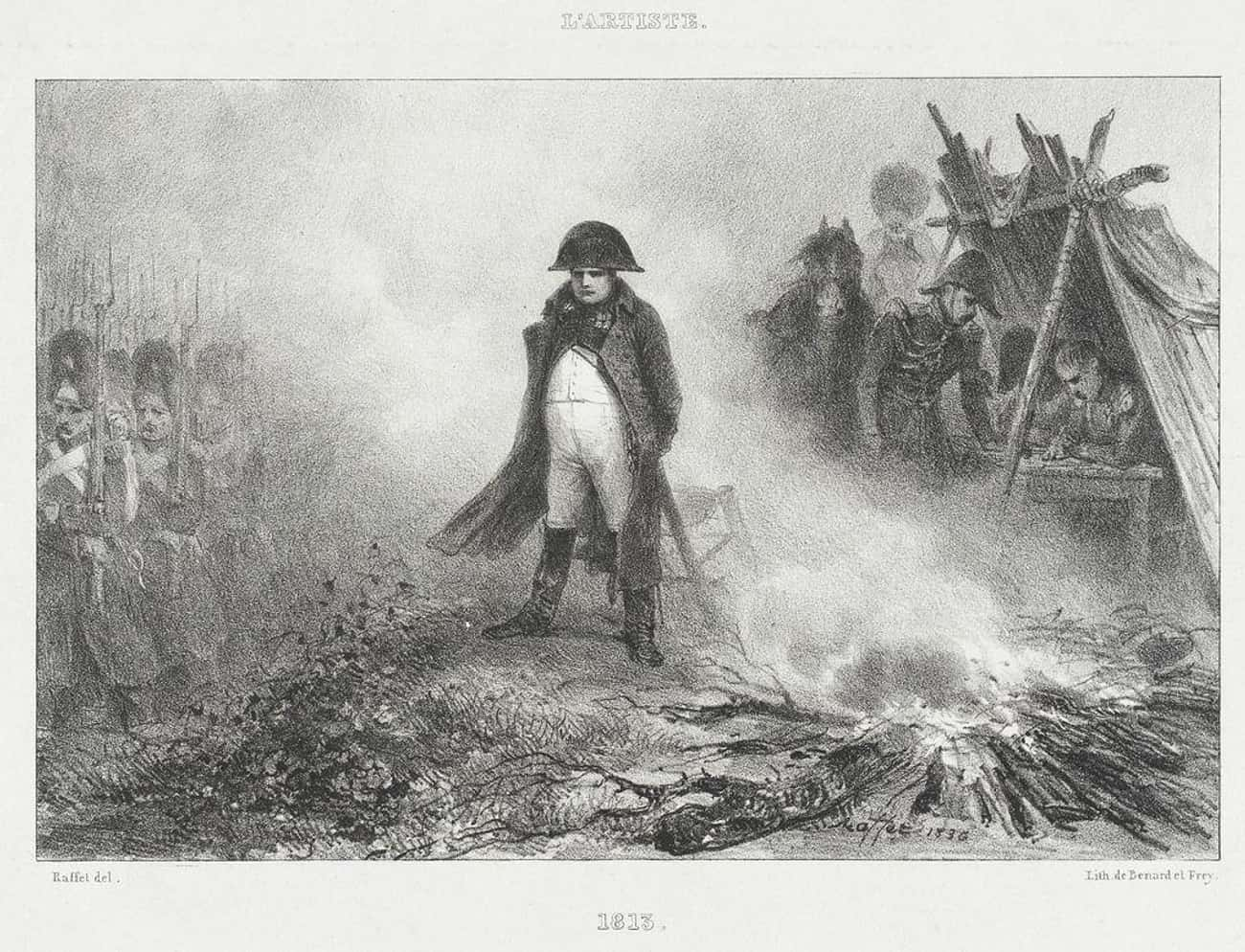 He Wasn't Short is listed (or ranked) 1 on the list 28 Things You Didn't Know About Napoleon