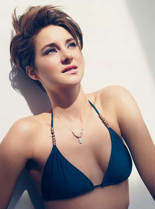 Looking Blankly Toward Impendi... is listed (or ranked) 2 on the list The 24 Hottest Shailene Woodley Pictures of All Time