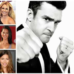 Justin Timberlake is listed (or ranked) 15 on the list The Biggest Manwhores in the Entertainment Industry