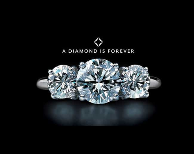 It's Not Tradition, It'... is listed (or ranked) 1 on the list 26 Reasons Why Diamonds Are for Suckers