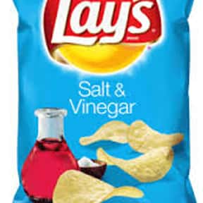 Lays Salt & Vinegar is listed (or ranked) 12 on the list The World's Most Delicious Chips, Crisps & Crunchy Snacks