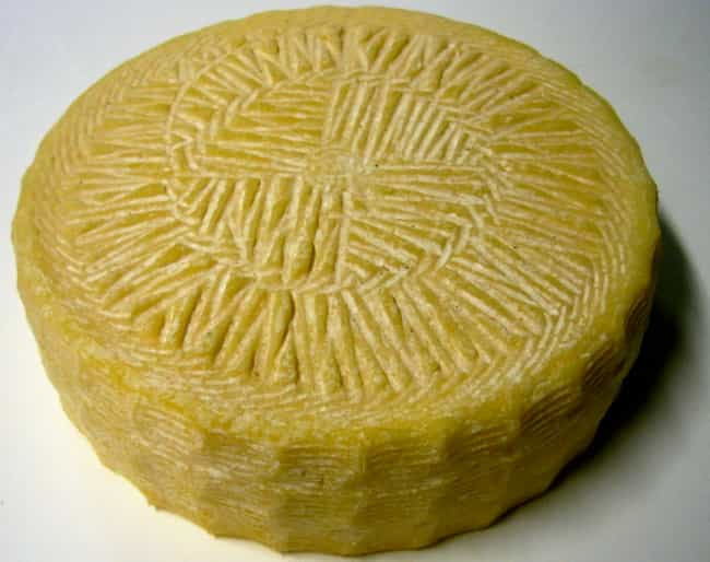 Cheese Comes in a Wheel Becaus... is listed (or ranked) 3 on the list 30 Things You Didn't Know About Cheese