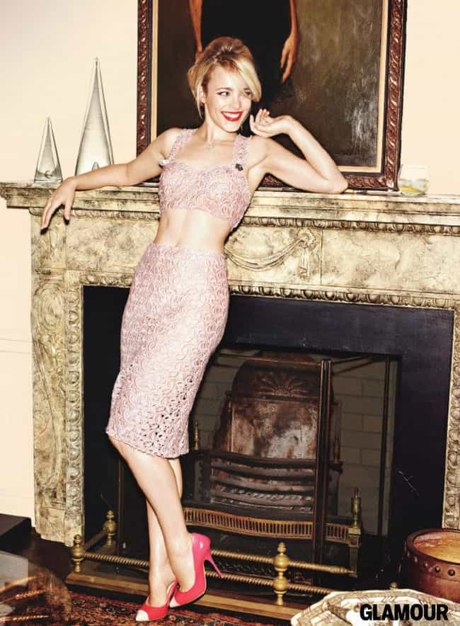 Fireplace Glamour Time Forever is listed (or ranked) 1 on the list The Sexiest Rachel McAdams Pictures of All Time