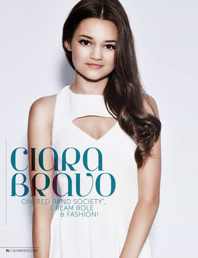Ciara Bravo on 'Red Band S... is listed (or ranked) 4 on the list The Most Stunning Ciara Bravo Pics