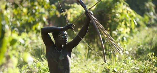Sentinelese is listed (or ranked) 1 on the list Indigenous Tribes from Around the World