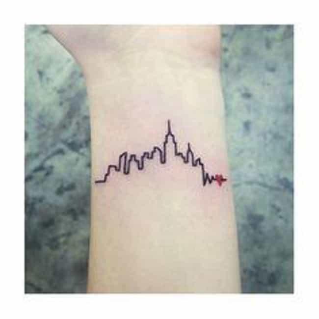 New York Tattoo Ideas | Photos of NY Tattoos