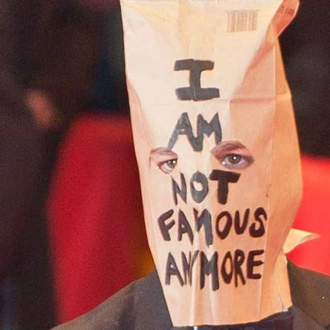 'I Am Not Famous Anymore... is listed (or ranked) 4 on the list Craziest Things Shia LaBeouf Has Done