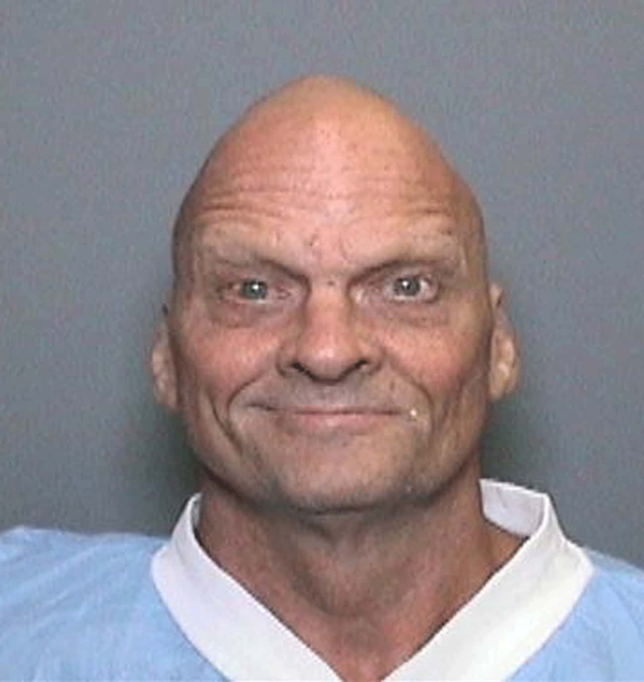 We Finally Caught Him: The Hum is listed (or ranked) 4 on the list The Creepiest (Funny) Mugshots Ever