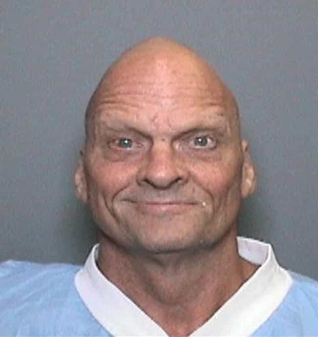 We Finally Caught Him: The Hum... is listed (or ranked) 4 on the list The Creepiest (Funny) Mugshots Ever