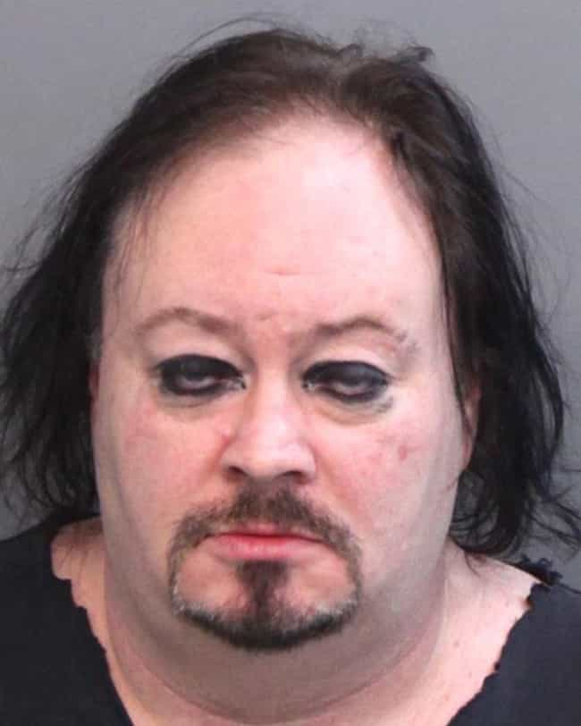 Weird Mugshot Photos 11