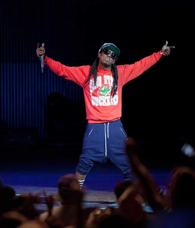 He Hasn't Written Down a S... is listed (or ranked) 3 on the list 20 Fun Facts You Didn't Know About Lil Wayne
