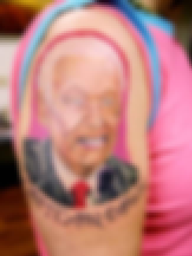 We're Actually Fine Right ... is listed (or ranked) 3 on the list Hilarious TV Show Host Tattoos