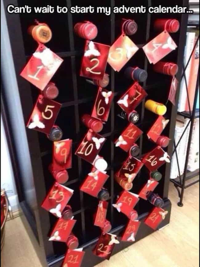 For Those Who Have a Lus... is listed (or ranked) 1 on the list Funny Advent Calendars to Get You Through the Holiday Season