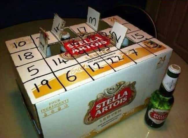 Who Says You Can Only Op... is listed (or ranked) 4 on the list Funny Advent Calendars to Get You Through the Holiday Season