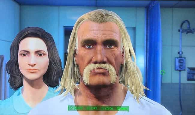 Brother, You're Entering a... is listed (or ranked) 2 on the list The Most Uncanny Fallout 4 Face Editor Lookalikes