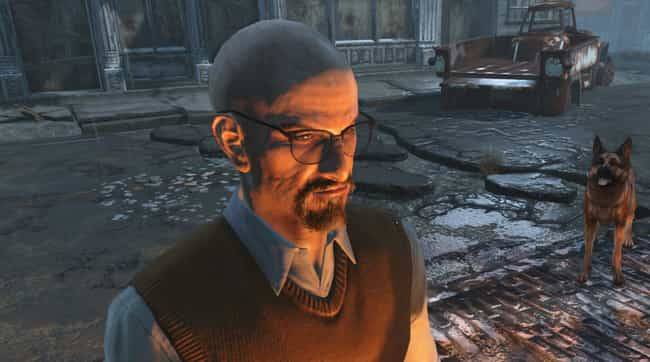 Heisenberg? is listed (or ranked) 4 on the list The Most Uncanny Fallout 4 Face Editor Lookalikes