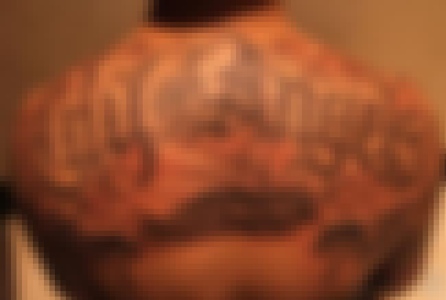 This City of Angels Back Piece is listed (or ranked) 4 on the list The Most Hardcore LA Tattoos Ever