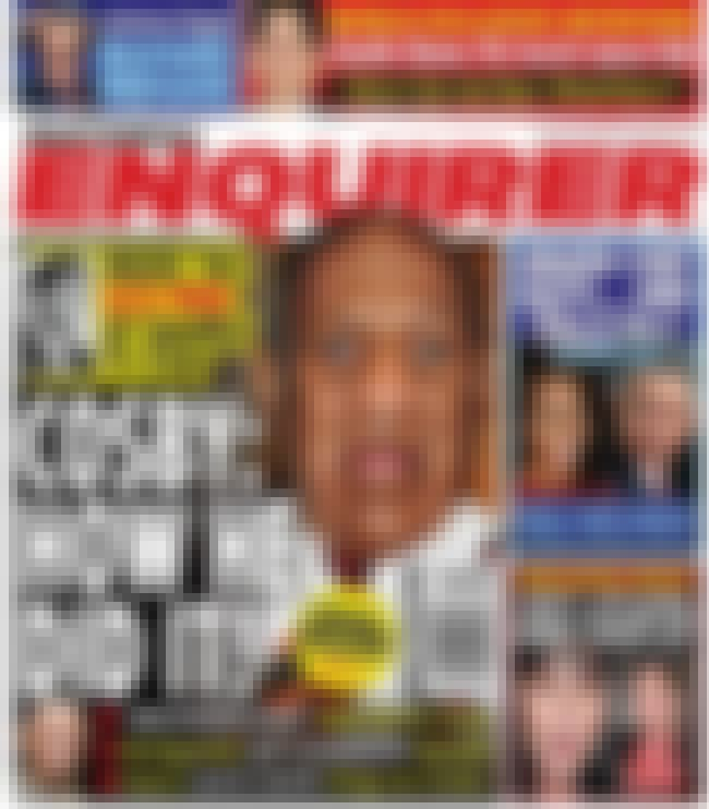 Bill Cosby's 50 Years of Evil ... is listed (or ranked) 2 on the list 17 Times the National Enquirer Broke Real News