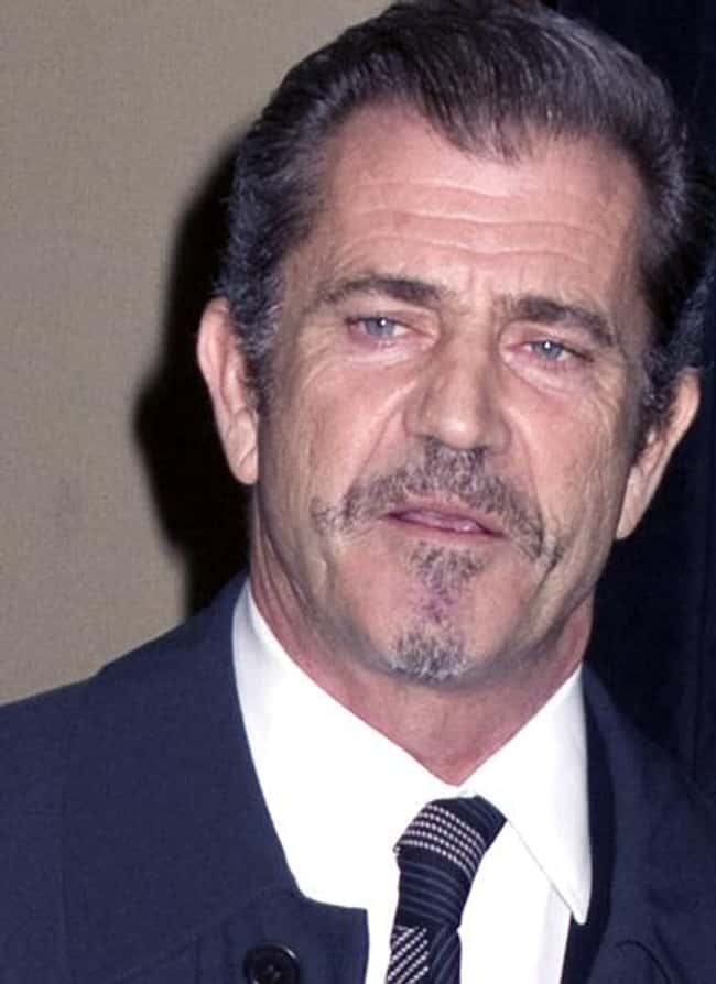 Mel Gibson's Tumultuous Divorc is listed (or ranked) 13 on the list 17 Times the National Enquirer Broke Real News