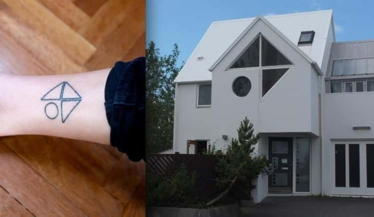 This Dude Turned His Childhood Home into an Awesome Arm Piece
