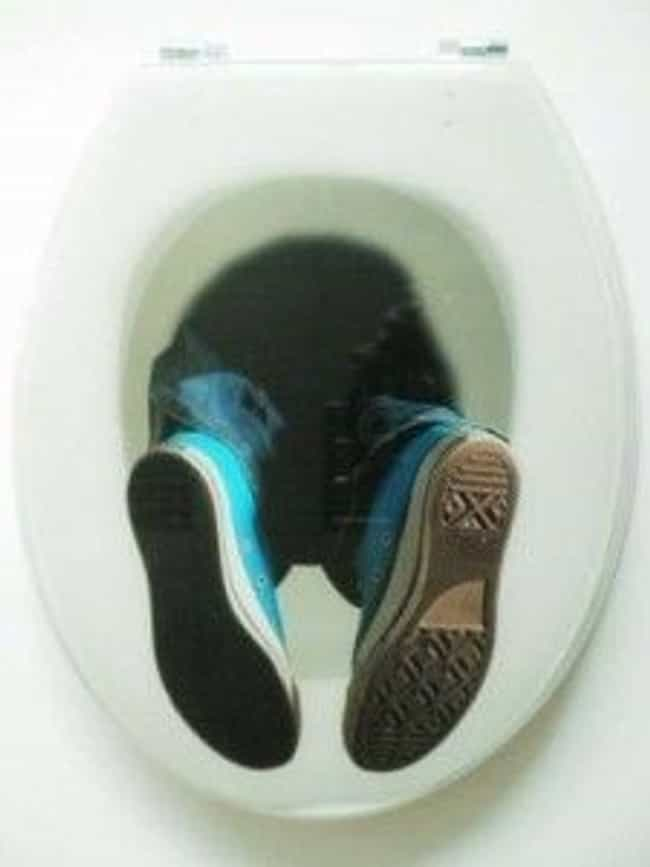 Like Trainspotting, but ... is listed (or ranked) 6 on the list 20 Hilarious Toilet Seat Covers To Trick Your Houseguests