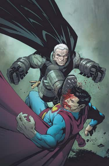 Midtown Comics variant by Greg is listed (or ranked) 1 on the list The Best Dark Knight III: Master Race Variant Covers