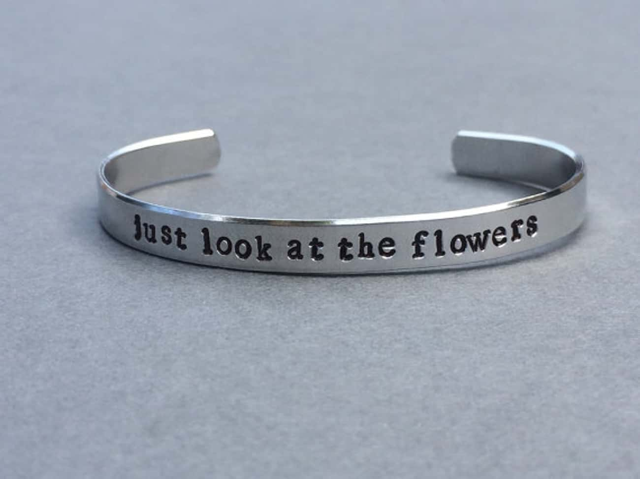 """""""Look at the Flowers&quot is listed (or ranked) 4 on the list Perfect Gifts for Walking Dead Fans"""