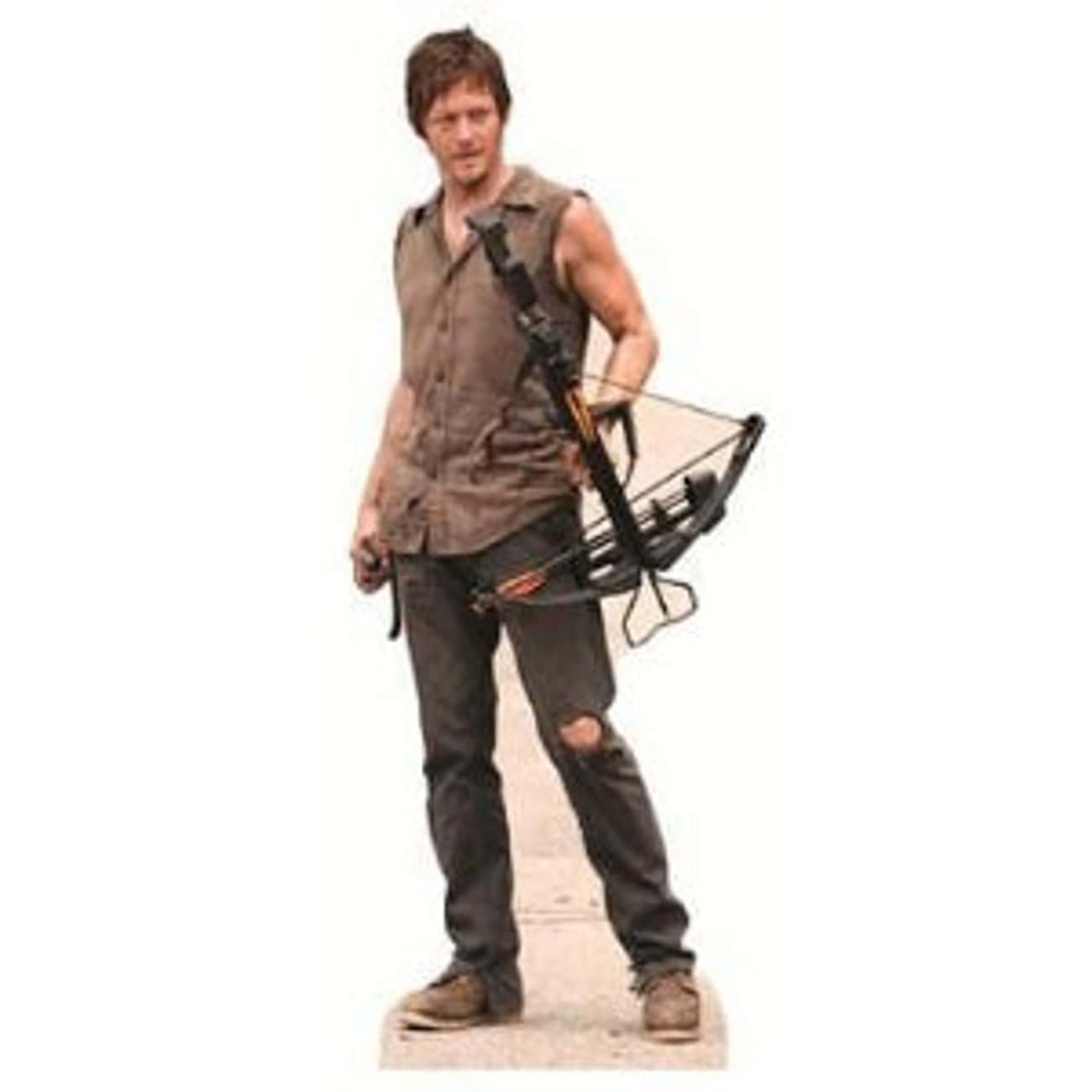 Life-Size Daryl Dixon is listed (or ranked) 3 on the list Perfect Gifts for Walking Dead Fans