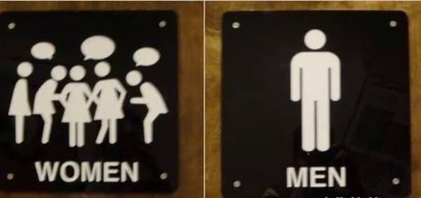 Random Bathroom Signs That Will Really Make You Think