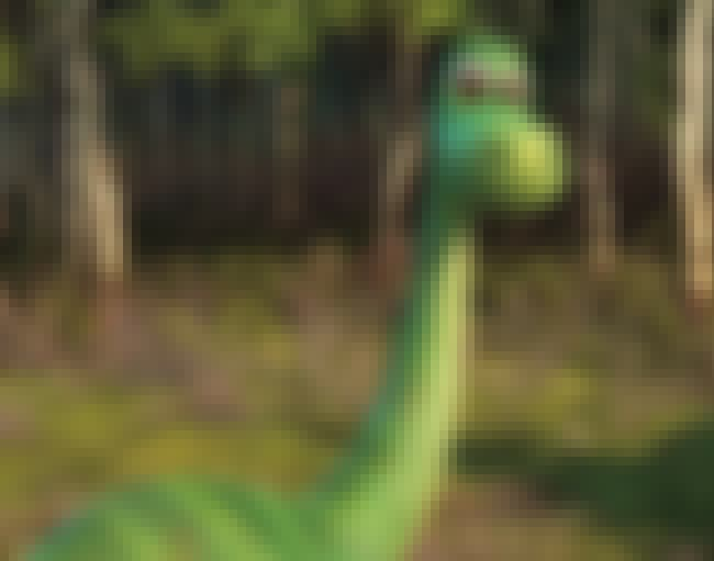 Life-Sized Arlo Was Created fo... is listed (or ranked) 4 on the list 17 Facts About 'The Good Dinosaur'