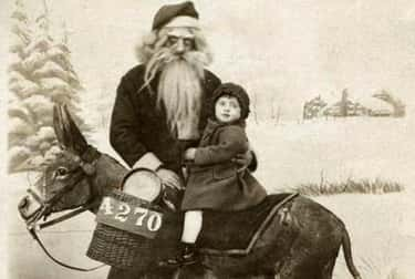 Is That Donald Sutherland or Krampus?