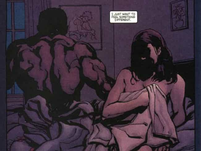A Not-So One Night Stand... is listed (or ranked) 3 on the list The Coolest Moments from the Jessica Jones Comics