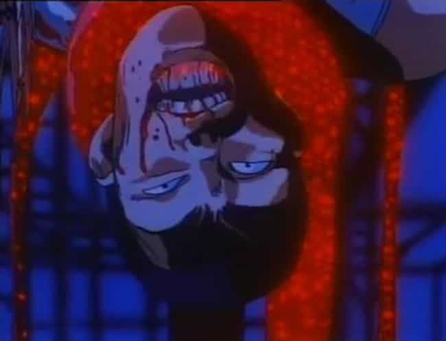 Urotsukidoji: Legend of the Ov... is listed (or ranked) 2 on the list 13 Shockingly Violent OVAs From The '80s And '90s