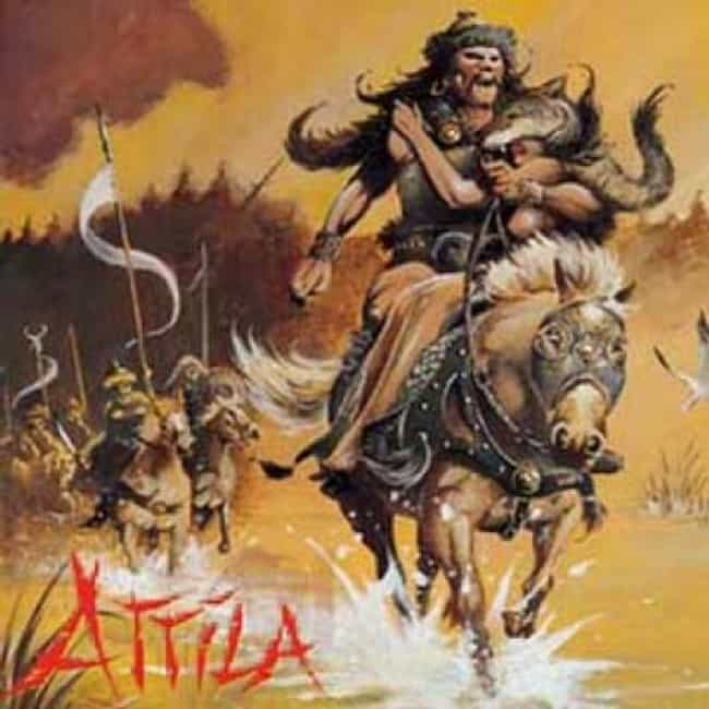 His Birth Name Likely Wasn't &... is listed (or ranked) 2 on the list Things You Didn't Know About Attila the Hun