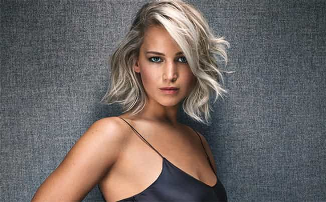 Jennifer Lawrence is EW's ... is listed (or ranked) 3 on the list The Most Beautiful Jennifer Lawrence Pictures