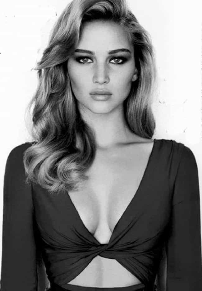 Jennifer Lawrence. Smokin'. is listed (or ranked) 1 on the list The Most Beautiful Jennifer Lawrence Pictures