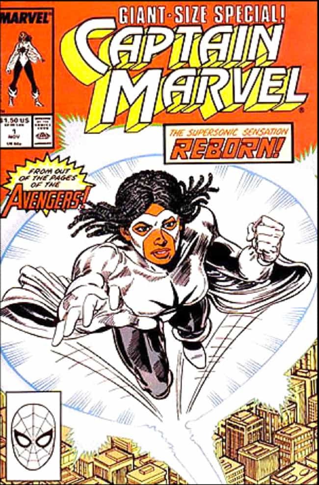 Captain Marvel: Inclusiv... is listed (or ranked) 3 on the list 17 Times Comic Books Were Progressive Before It Was Cool