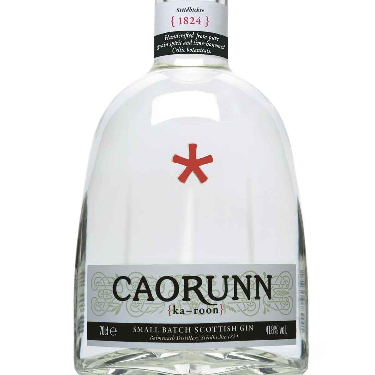 Caorunn on Random Best Gin Brands