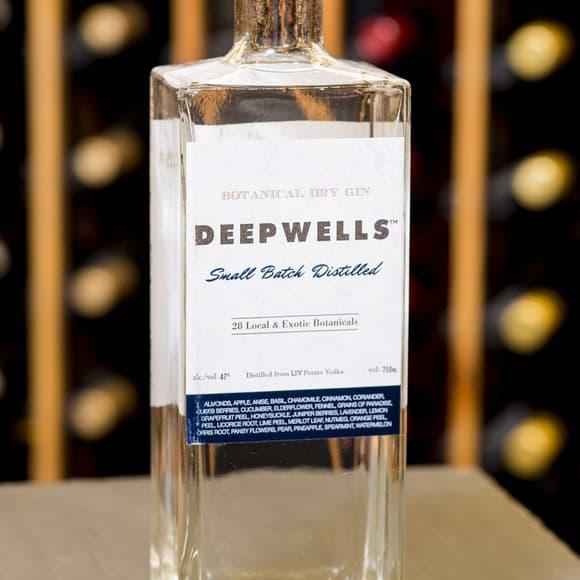 Deep Wells on Random Best Gin Brands