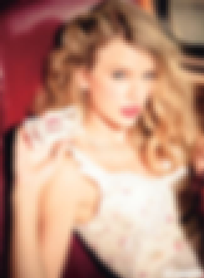 Glamour Magazine November 2012... is listed (or ranked) 4 on the list The Most Beautiful Taylor Swift Pics Ever