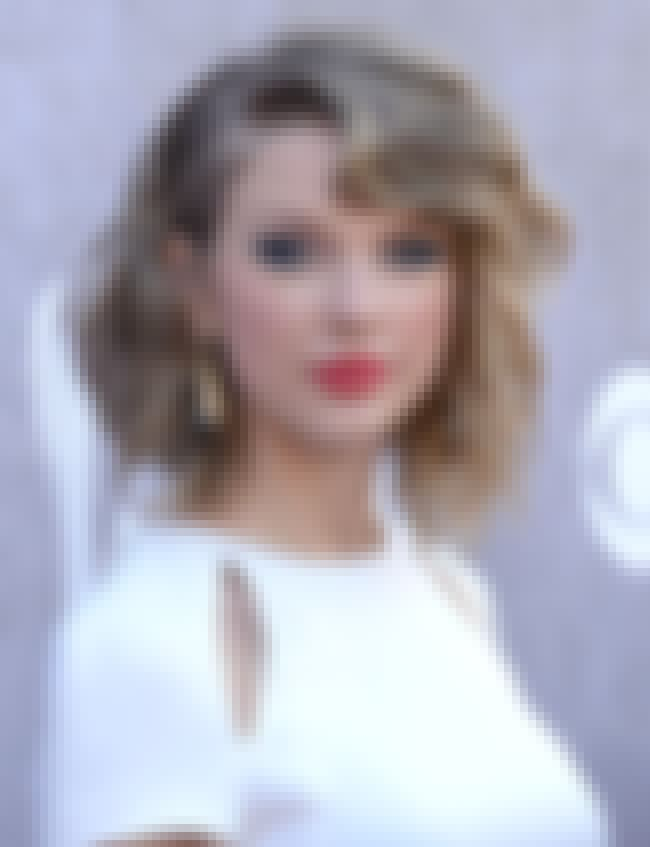 Taylor Swift at 2014 ACM Award... is listed (or ranked) 1 on the list The Most Beautiful Taylor Swift Pics Ever