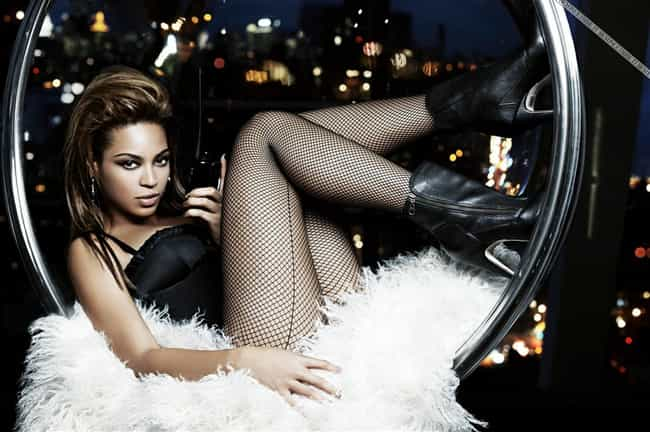 Beyonce features in Giant maga... is listed (or ranked) 3 on the list The Most Beautiful Beyonce Pictures