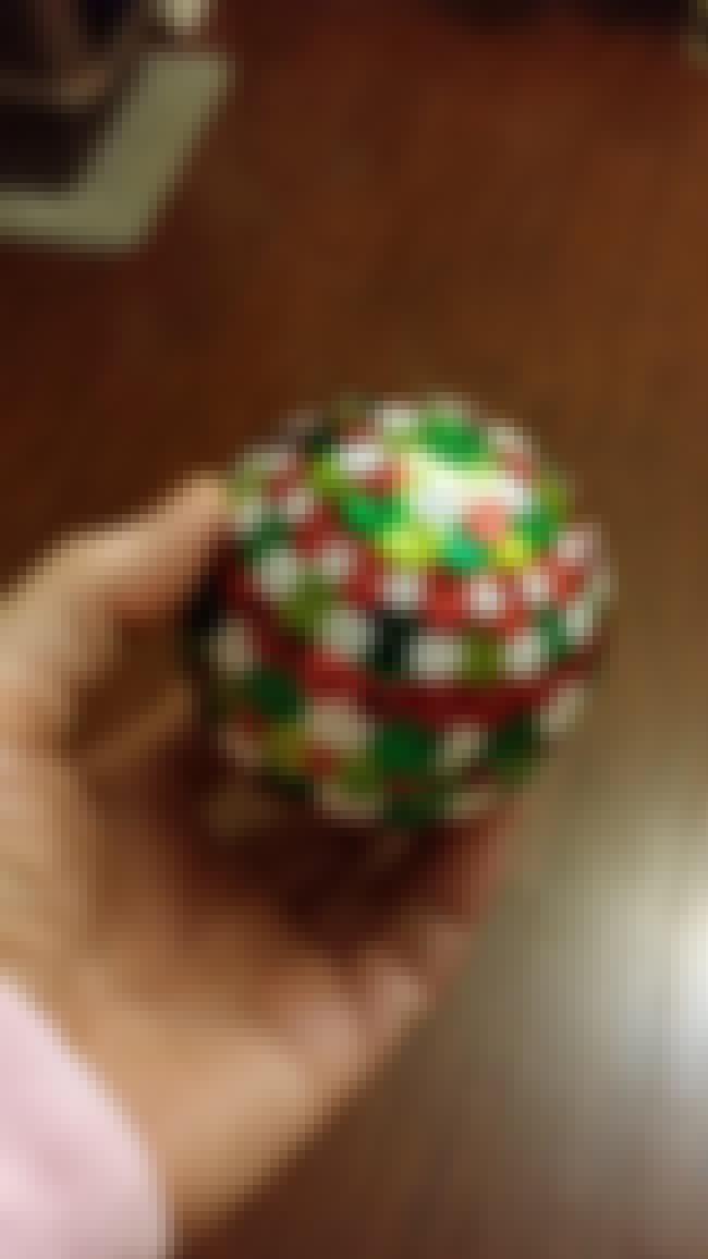 Merry Christmas, Here's a ... is listed (or ranked) 3 on the list The Worst Homemade Christmas Ornaments